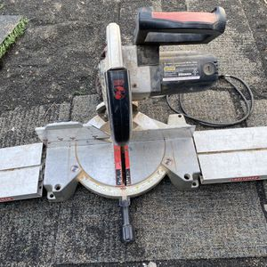 10 inch Compound Miter Saw for Sale in Spring Valley, CA