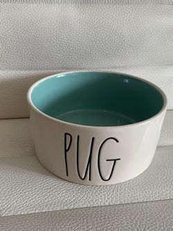 NWT Rae Dunn PUG Pet Bowl for Sale in Miami,  FL