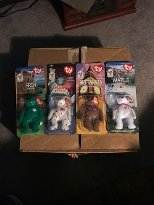 Rare Beanie Babies for Sale in Marshalltown, IA