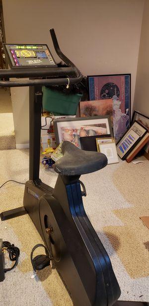 Tectrix BikeMax Upright Exercise Bike for Sale in Granite Springs, NY