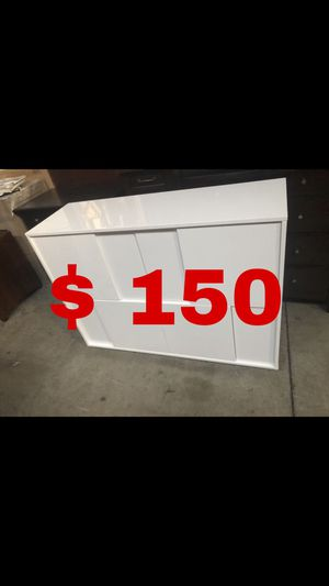 Beautiful new cabinet/console only 250$!!! Original price 750$!!! for Sale in Oakland, CA