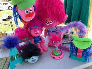 Trolls bundle for Sale in Bakersfield, CA