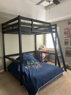 Loft style bunk bed for Sale in Overland Park, KS