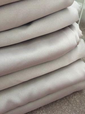 "Set of 7 Pre-Owned Drapes Taupe or Gray? 100""W x 85""L for Sale in Suffolk, VA"