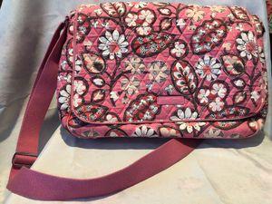 Vera Bradley Blush Pink Laptop Messenger Bag for Sale in Portland, OR