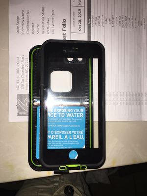iPhone 7/8 lifeproof case for Sale in High Point, NC