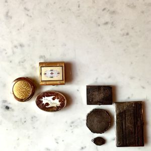 Collection Of Vintage Compacts for Sale in Portland, OR