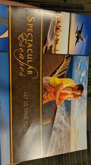 Cruise w/ Airfare Included. for Sale in Murfreesboro, TN