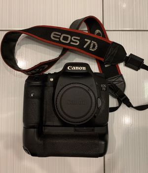 Canon 7D for Sale in Los Angeles, CA