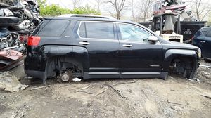 2011 GMC Terrain in for parts Only. You Pull it yard & Cash Only for Sale in Temple Hills, MD