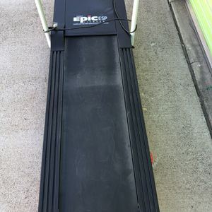 Treadmill Weslo Epic ESP With Logic 2 for Sale in Phoenix, AZ