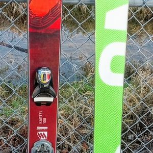Kartel ON3P 108 Skis for Sale in Shoreline, WA