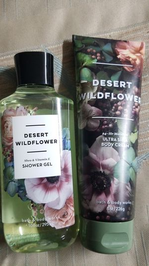 BATH AND BODY WORKS- DESERT WILDFLOWER for Sale in Stanton, CA