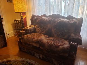 3 piece living room set for Sale in Plattsburgh, NY