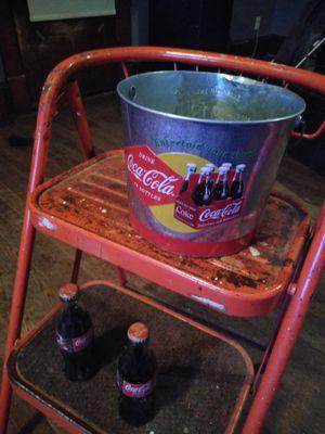 Coca-Cola ice bucket $10 for Sale in Cedar Rapids, IA
