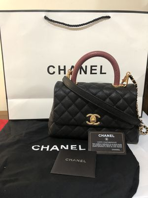 Chanel bag coco handle small size for Sale in HUNTINGTN STA, NY