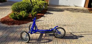 Elliptical Tricycle Bicycle - Fun, Exercise - Excel. Cond. for Sale in NEW PRT RCHY, FL