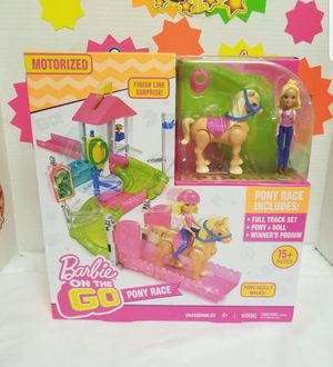 Barbie on the GO! $18 for Sale in Las Vegas, NV