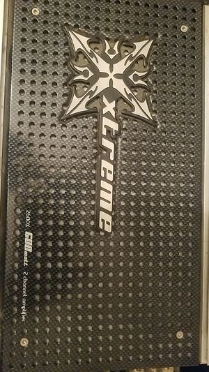 Xtreme amplifier for Sale in Los Angeles, CA