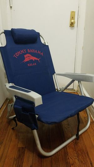 Tommy Bahama - Navy Blue Beach Chair for Sale in New York, NY