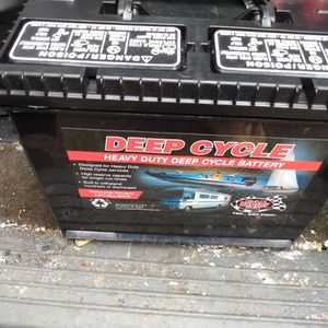 Deep Cycle Battery for Sale in Southgate, MI