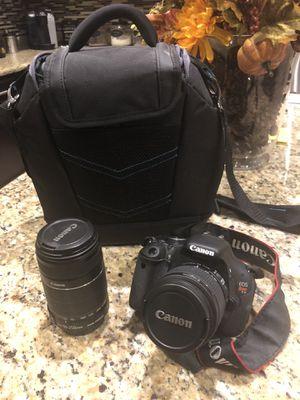 Canon EOS Rebel T3i SLR Digital Camera for Sale in Chandler, AZ