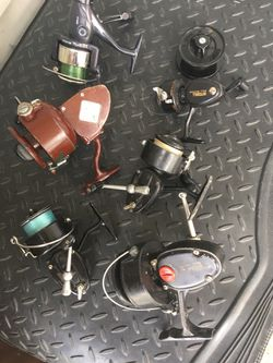 Fishing reels for parts for Sale in Everett,  WA