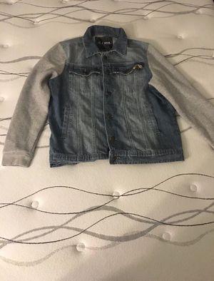 LIRA Originals Denim Jacket Men's Large for Sale in Chantilly, VA
