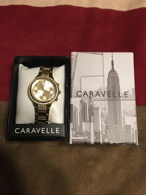New women's Caravelle watch for Sale in Friendswood, TX