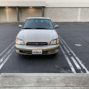 2001 Subaru Legacy for Sale in Stanford, CA