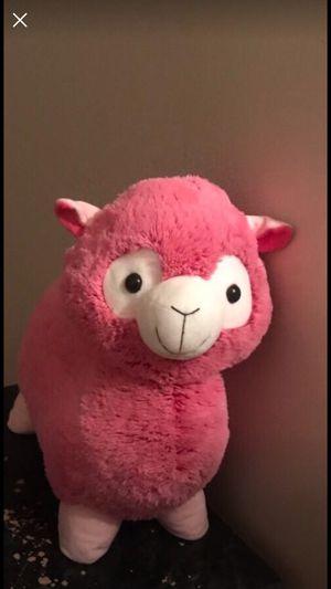 Pink stuffed animal for Sale in Dearborn, MI