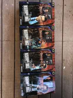 Reservoir Dogs collection of figures from 2001 for Sale in Seattle,  WA