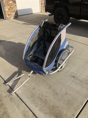 Giant bike trailer for Sale in Fontana, CA