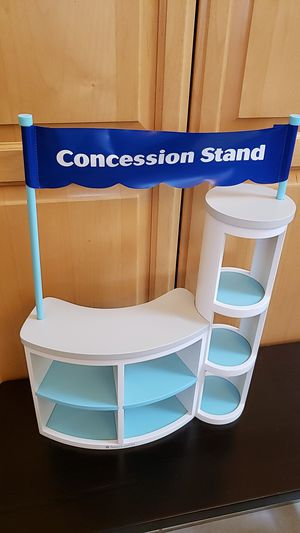 American girl doll concession stand for Sale in Torrance, CA