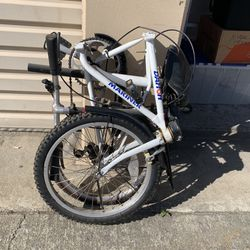 🎈DAHON MARINER EDP 600 FOLDING BICYCLE BIKE for Sale in Hayward,  CA