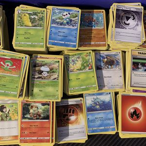 1800 Pokémon Cards Assorted Hidden Fates Evolution for Sale in Boca Raton, FL