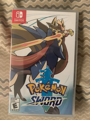 Pokémon sword Nintendo switch for Sale in Orlando, FL