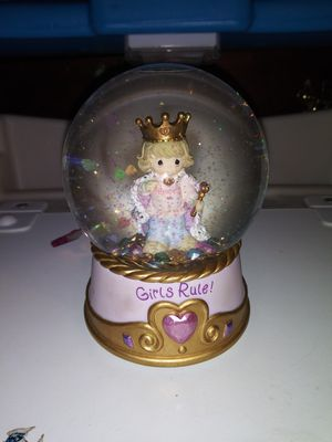 Precious Moments snowglobe/ Musical for Sale in Neffsville, PA