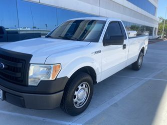 2012 Ford F-150 Pick Up Truck With Tool Box  for Sale in Corona, CA
