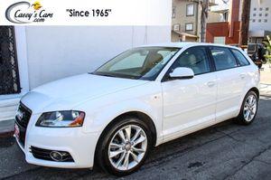 2012 Audi A3 for Sale in Hermosa Beach , CA