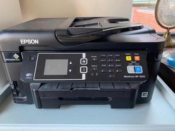 Epson WF-3620 Printer