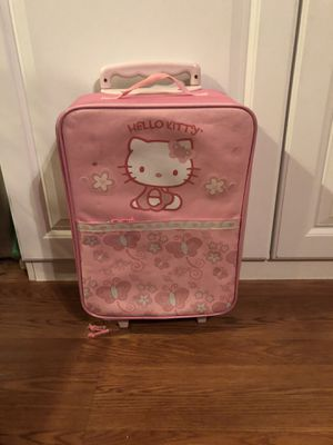 Hello kitty kids suitcase for Sale in Zephyrhills, FL