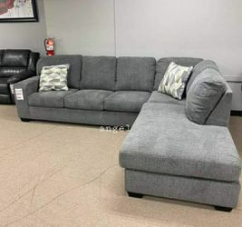 🚛SAMEDAY DELIVERY 🚚SPECIAL] Dalhart Charcoal LAF Sectional for Sale in Laurel,  MD