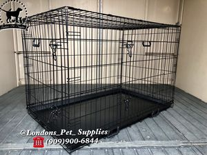 """NEW!! 48"""" Economical Dog Cage (Kennel) (Crate) for Sale in Colton, CA"""