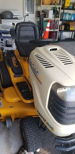 Cub 50in 3 blades mower for Sale in Port St. Lucie, FL