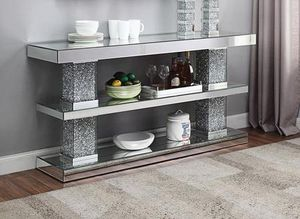 Console Table with mirror in special offer in Rivera Future Furniture and Home Decor for Sale in Davenport, FL