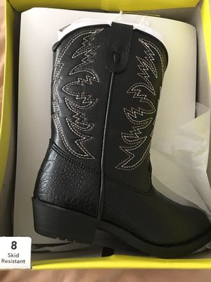 Toddler Size 8 Cowboy Boots brand new with tag for Sale in Waipahu, HI