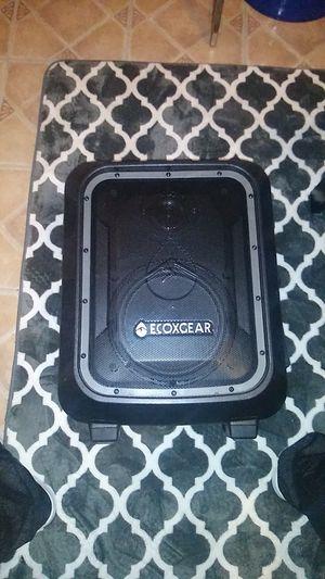 Ecoxgear Bluetooth Speaker for Sale in Everett, WA