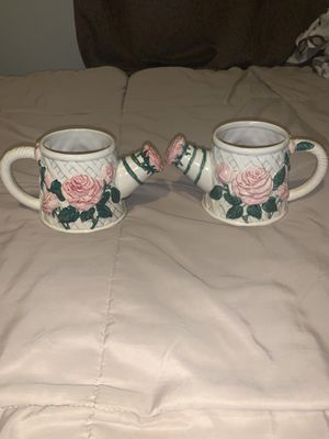 1996 Vintage ceramic flower pot sprouts for Sale in The Bronx, NY