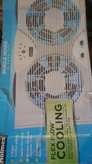 Whole house window fan for Sale in Madison Heights, MI
